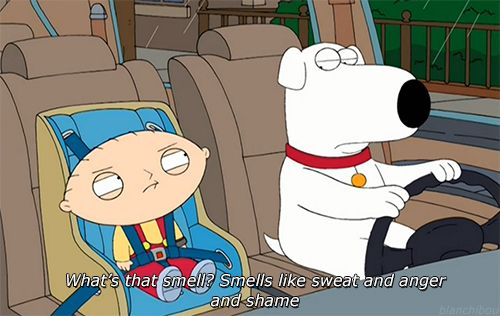 family guy stewie quotes What's that Smell?