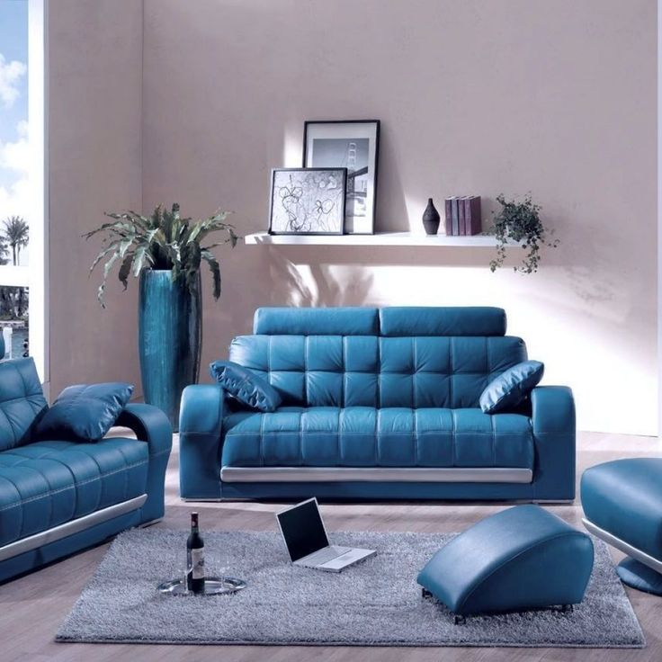 Blue And Brown Sofa: 25+ Best Ideas About Light Blue Couches On Pinterest