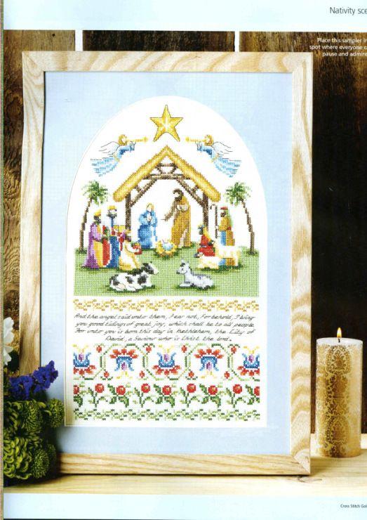 Gallery.ru / Фото #11 - Cross Stitch Gold 87 - tymannost