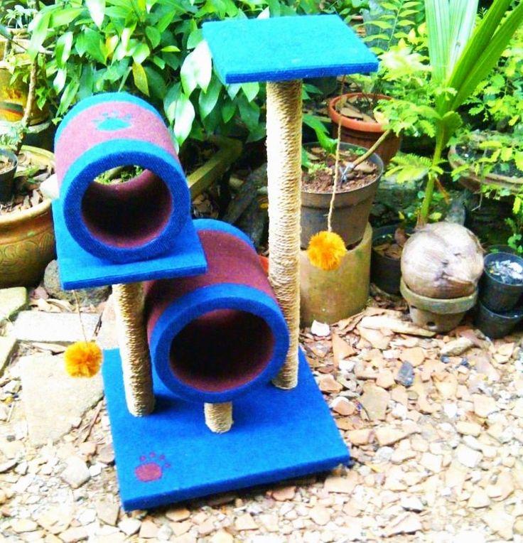 CAT CONDO Mainan kucing cakaran/garukan kucing ( cat scratching/cat tree/cat toy ) Kode JC 05 ukuran tinggi: 80cm lebar:63x45cm Harga Rp.1.350.000 Kami menerima pemesanan CUSTOM ( mengikuti design keinginan anda atau dari design kami ) Hubungi kami : JL: Aselih Rt:10 Rw:01 Cipedak-Ciganjur Jagakarsa Jakarta-Selatan 12630 No:72 Telp: 087882372643 (Whatsapp)-02194653190 PIN BB 24E4F059, Line: shine_art3 Diproduksi oleh: Shine art Production