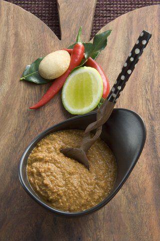 Balinese peanut satay sauce Recipe   Allyson Gofton