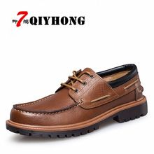Gogett-hers     Tag a friend who would love this! Gogett-hers    Gogett-hers Buy one here---> http://www.gogett-hers.com/products/hot-new-fashion-men-casual-leather-shoes-genuine-leather-mens-flats-black-brown-comfort-business-dress-round-toe-oxford-shoes/