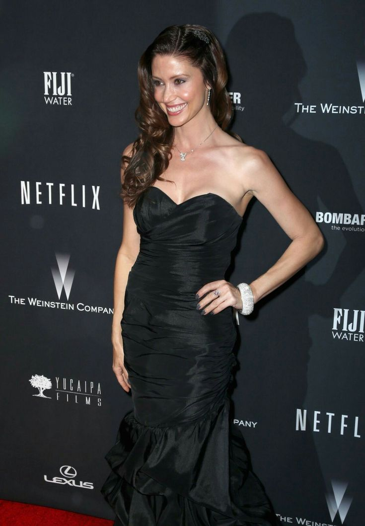 Shannon Elizabeth Golden Globes Party 2014