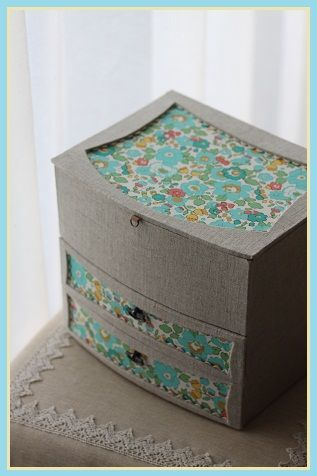 布箱 : ichimière手づくりの時間