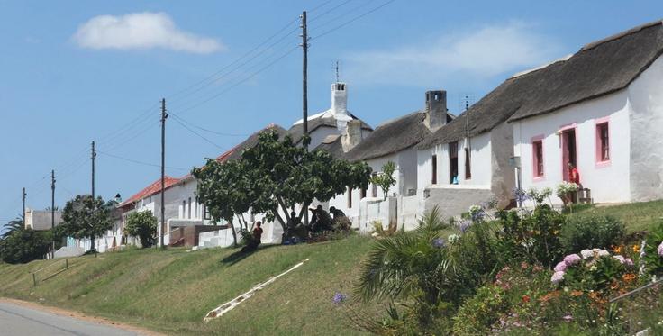 Elim village from www.gansbaai.com