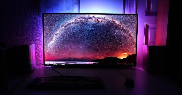cheap DIY Ambilight Tutorial for a windows PC : DIY