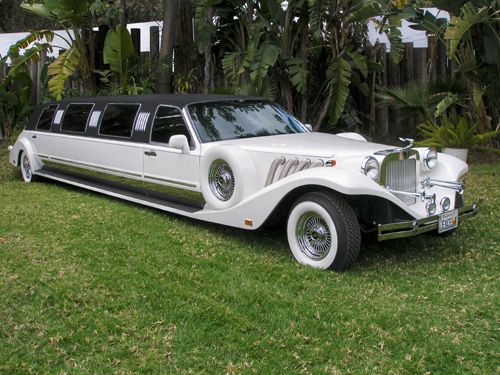 this has to be my wedding limo!