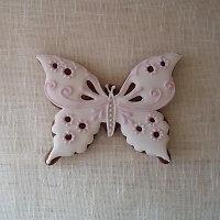 eyelet lace Butterfly