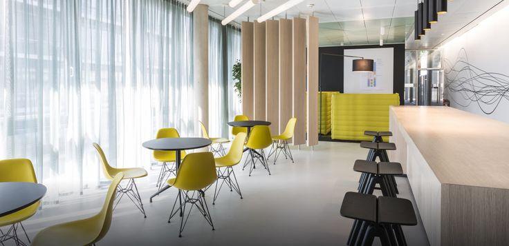 Umsetzung – Café / Bar / Lounge  – ZF Friedrichshafen AG, Friedrichshafen.