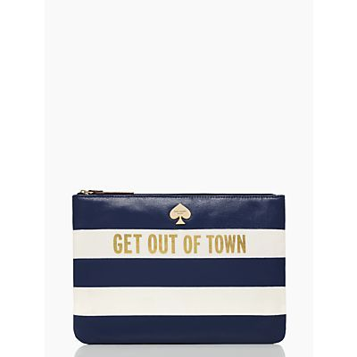 get out of town gia | kate spade