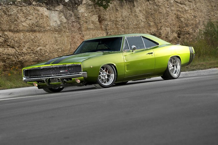 """1968 Dodge """"SlamCharger"""" Shows Up on eBay [Photo Gallery] - autoevolution for Mobile"""