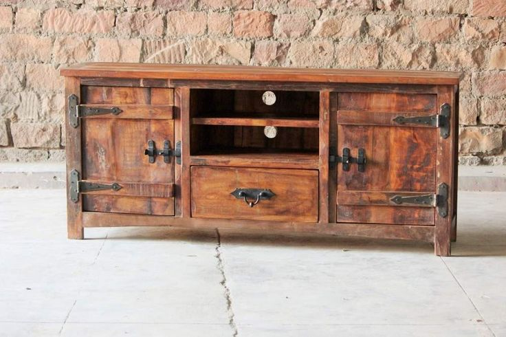Rustica Upcycled TV Unit