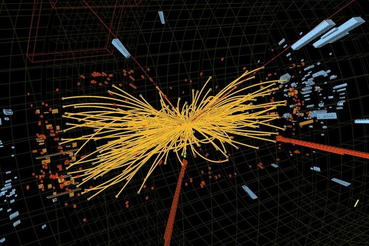an analysis of the concept of god particle in the scientific research We usually think of scientific discoveries as breakthroughs of the distant past—isaac newton's law of universal gravitation, or charles darwin striking on the concept.