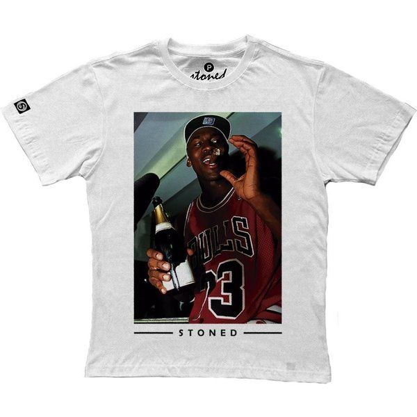T-shirt Jordan Stoned