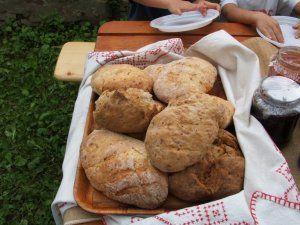 Mini kenyérkék