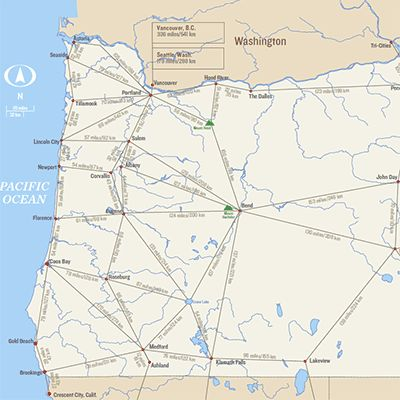 Looking for maps of Portland, Oregon? Travel Portland has what you need!