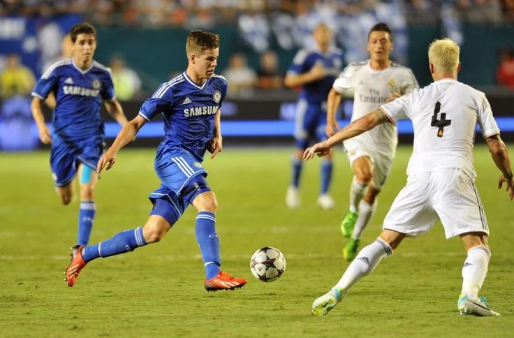 AC Milan says signing Marco Van Ginkel from Chelsea FC was difficult.