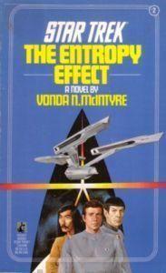 """""""ENTROPY EFFECT (CLASSIC STAR TREK 2) (Star Trek (Numbered Paperback))"""" av Mcintyre"""