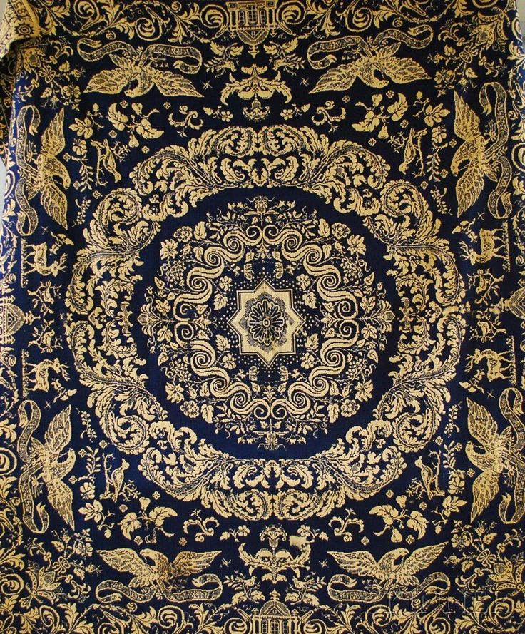 1000 Images About Antique Coverlets On Pinterest Wool