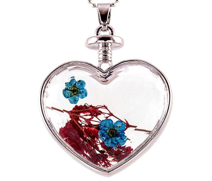 Kék virágos nyaklánc https://www.blingekszer.hu/termekek/nyaklancok/kek-floreria