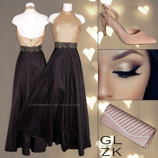 Nieuwe jurk van het merk Luxuar Magic Nights. Nu bij ons in de winkels. Op en top glamour!