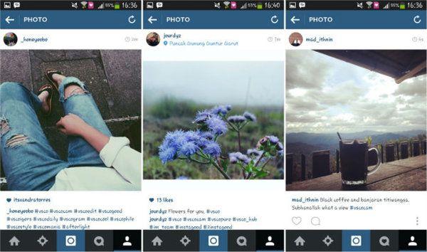 Mengedit foto menggunakan smartphone hingga tampak profesional dengan VSCO Cam (REVIEW) - Yahoo News Indonesia