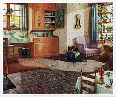71 best 1930s kitchen images on Pinterest Vintage kitchen
