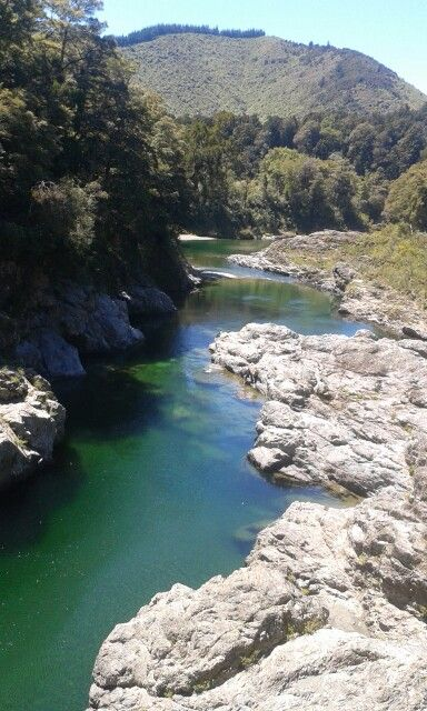 Pelorus river. Marlborough. New Zealand
