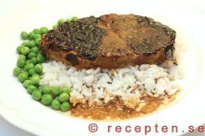 Recept på kotletter med sambal oelek