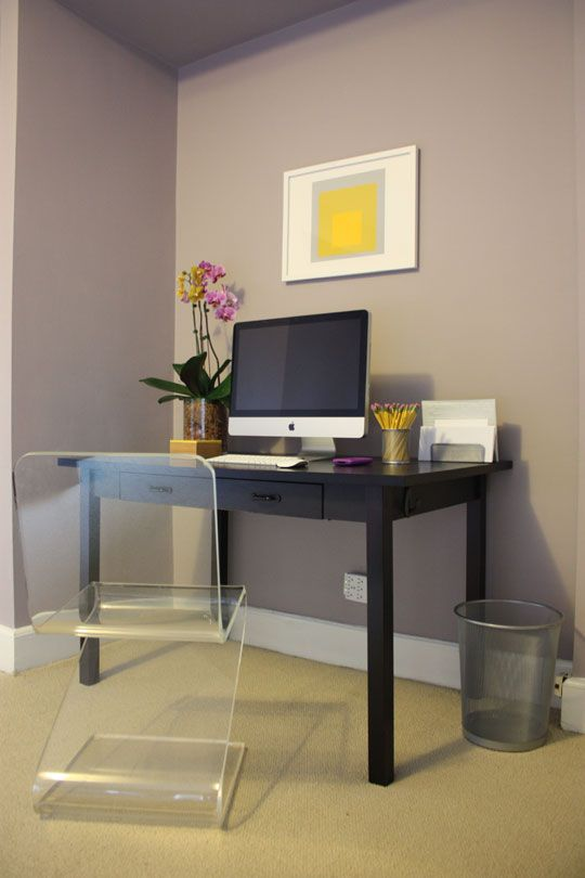 Bethany joshua 39 s eclectic lake view offices therapy for Benjamin moore office