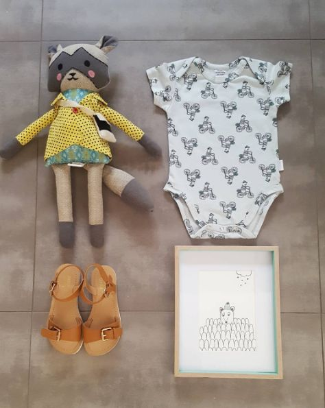 """brokentricycleBuy two of our onesies and get one free! Just use coupon code """"onesie4me"""" No fabric wastage in our house.  Offer ends on the 7th July at midnight.  HAPPY TUESDAY EVERYONE 😍  www.brokentricycle.com https://www.etsy.com/au/listing/465310891/kids-room-print-the-jabbermocky-print?ref=shop_home_active_9  #buyonegetonefree #twopack #onesies #organic #cotton #nofabricwastedhere"""