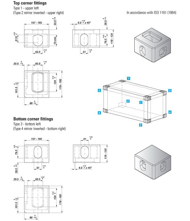 Good shipping container dimensions with shipping container for Shipping container sizes for homes