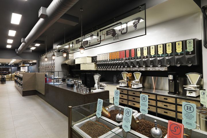 50 best 140618 industrial style retail images on