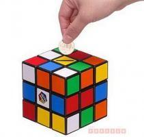 Tirelire Rubik