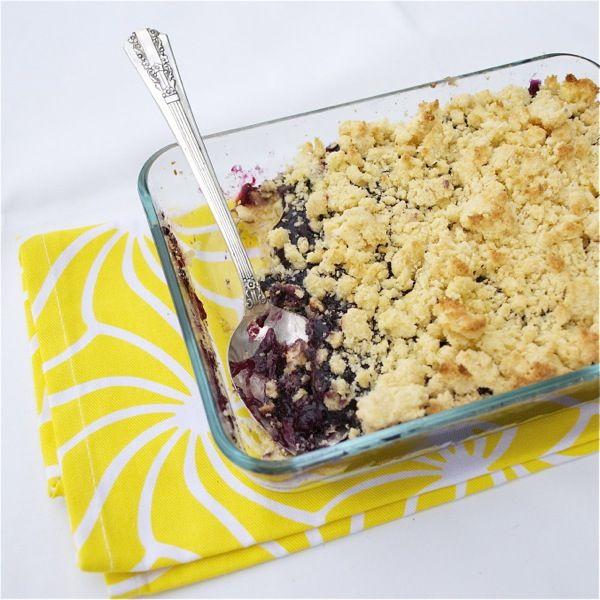 berry breakfast bars2-grain free