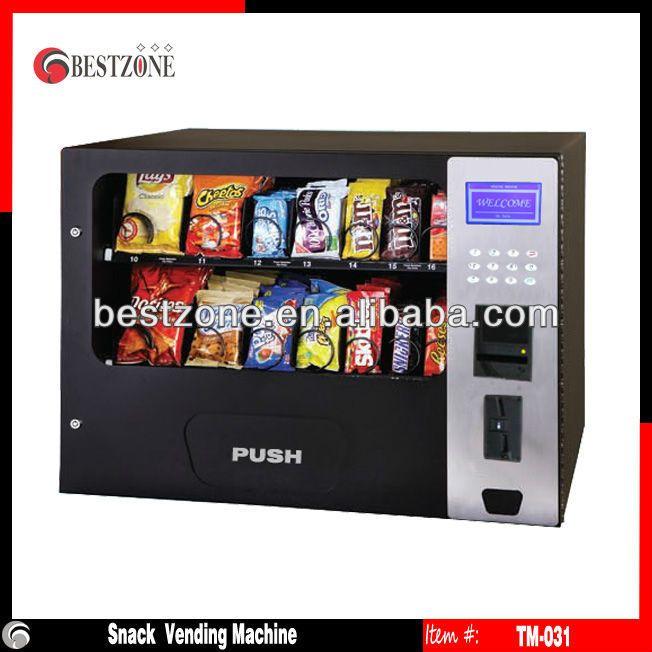 Universal Mini Vending Machine for condom, tampon, cigarettes, drops, gum - MaxiVend $1~$10