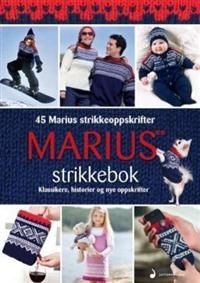 http://www.adlibris.com/no/product.aspx?isbn=8282053007   Tittel: Marius strikkebok; klassikere, historier og nye oppskrifter - Forfatter:  - ISBN: 8282053007 - Vår pris: 283,-