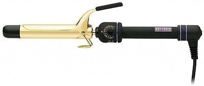 Straightening and Curling Irons: Hot Tools 1 Professional Spring Gold Hair Curling Iron Model 1181 Jumbo Ht1181 -> BUY IT NOW ONLY: $33.75 on eBay!