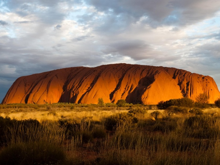 Uluru – Kata Tjuta National Park, Natural, Ayers Rock, Alice Springs, Australia,