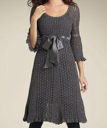 crochet dress....YES                                                                                                                                                      More