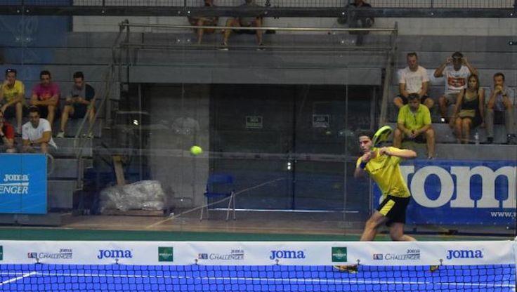 Los cuartos de final del Joma Murcia Challenger vaticinan duelos muchos quilates