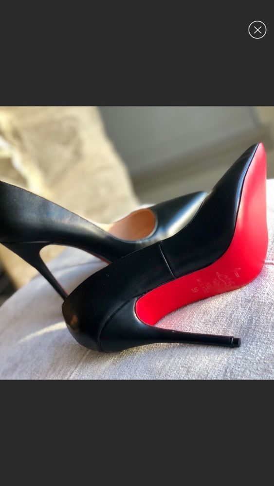 a4b3fc4d5bce Red Bottoms shoes for women size 9  fashion  clothing  shoes  accessories