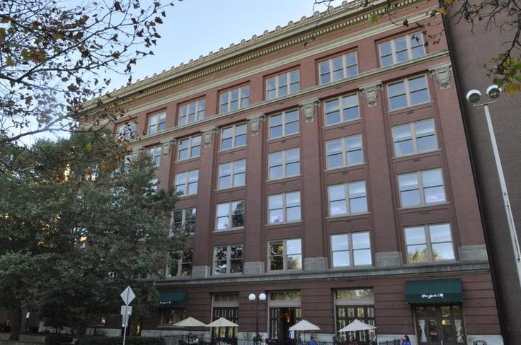Old City Hall/ Police Station/ Jail/ Fire department - Now Olive Garden The Spokesman-Review