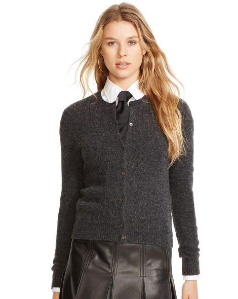 Wool-Cashmere Cardigan - Polo Ralph Lauren Cardigans & Sweater Coats - RalphLauren.com