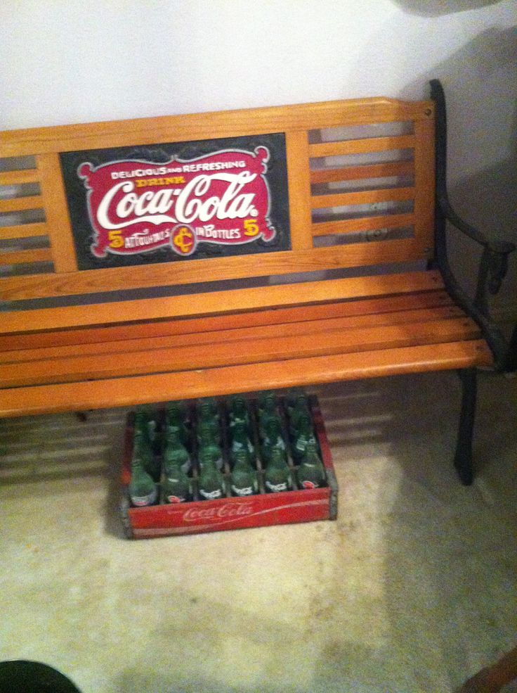 382 Best Coca Cola Furniture Images On Pinterest Coke
