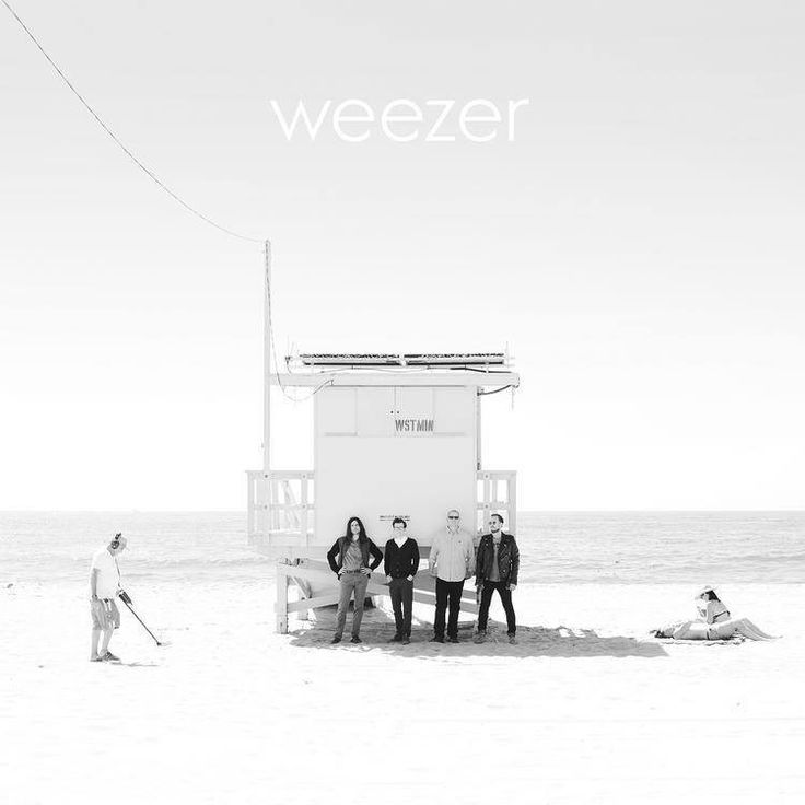 Weezer - Weezer (White Album) Vinyl Record