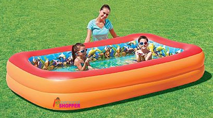 Nice Deal! Swimming Pool 8.5' x 5.75', Only $33 (Was $86) - http://mypersonalshopper.net/nice-deal-swimming-pool-8-5-x-5-75-only-33-was-86/