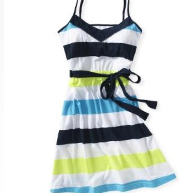 Aero: Minis Dresses, Spring Dresses, Beaches Dresses, Casual Summer, Dream Closet, Tanks Dresses, Stripes Tanks, Sundresses, Cute Summer Dresses