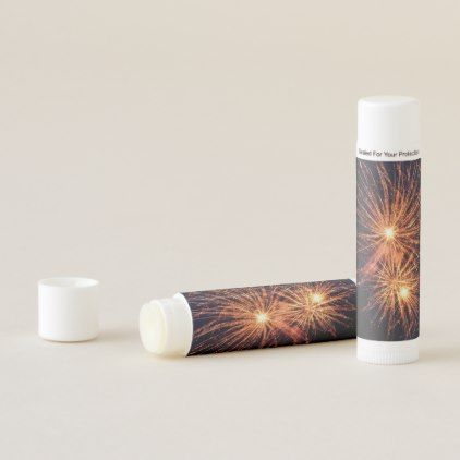 Fireworks Sky Love Welcome Home Destiny Destiny'S Lip Balm - home gifts ideas decor special unique custom individual customized individualized