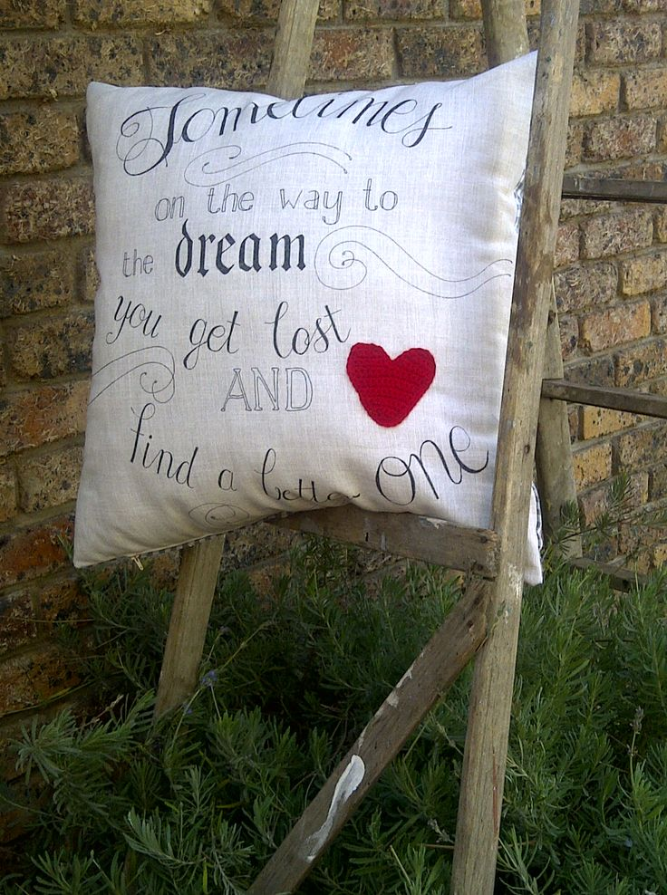 Dream Cushion